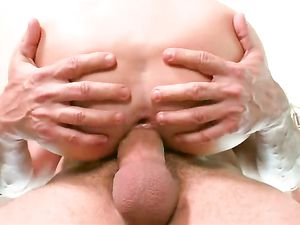 Big Dick Fucks The Cutest Teenage Blonde Chick