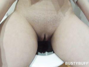 Homemade Blowjob And Huge Breasts Titjob