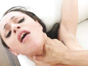 Hard Sex Is What The Petite Tattooed Girl Craves