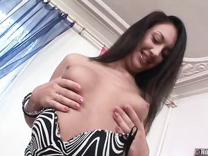Booty Teasing Teen Finally Gets A Cock Up There