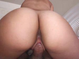 Homemade POV Cock Ride From His Sexy GF