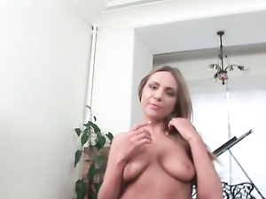 Double Anal Is Her Favorite Kind Of Sex