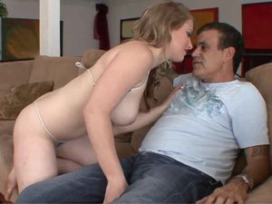 Blonde Whore Is Here To Fuck And Eat Cum