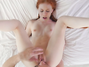 Dolly Little Is An Itty Bitty Teen Fuck Slut