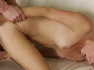 Faster And Harder Is How The Blonde Slut Wants It