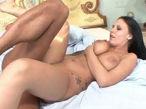 Asian Dick Fucks Balls Deep Into Gianna Michaels