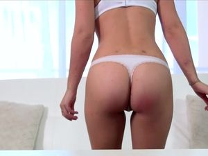 Great Doggystyle Over The Desk With A Young Slut