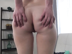 Young Wet Pussy Is Fun To Fuck In Casting Porn