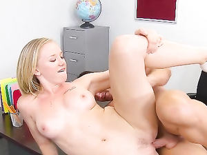 Eating Schoolgirl Pussy To Fuck It Like A Dirty Old Man